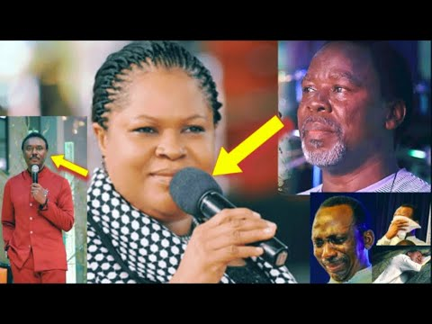 """Download My HUSBAND Appeared In My DREAM WEEPING """"He KILLED Me"""" Says TB Joshua As Chris Okotie Mocks.."""