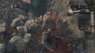 ブラッドボーン(Bloodborne)のDLC・The Old Huntersのプレイ動画です...
