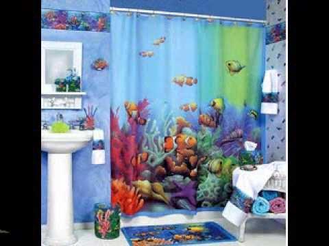 Kids bathroom themes design ideas