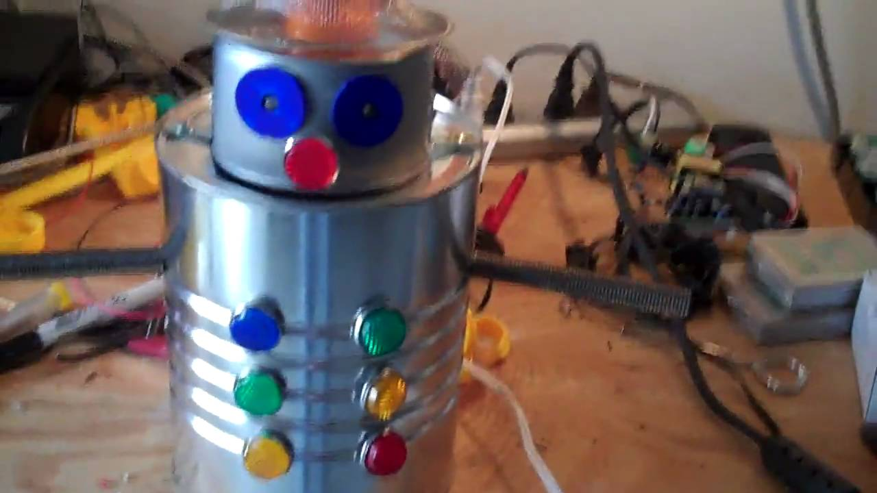 Mrs Stokes 1st Grade Robot Project Youtube
