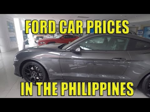 New Ford Car Prices In The Philippines. (2019)