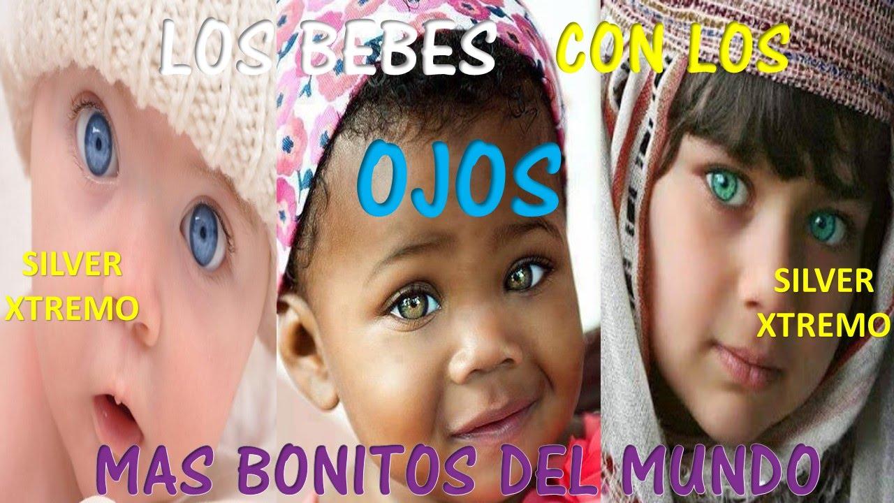 Los bebes con los ojos mas bonitos del mundo youtube - Los salones mas bonitos ...