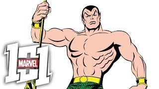 Namor | Marvel 101