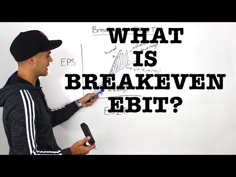 FIN 401 - Breakeven EBIT - Ryerson University
