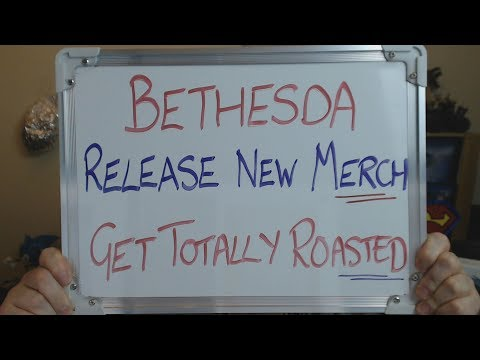 BETHESDA Announce NEW FallOut 76 Merch and get ROASTED BY FANS!!! thumbnail
