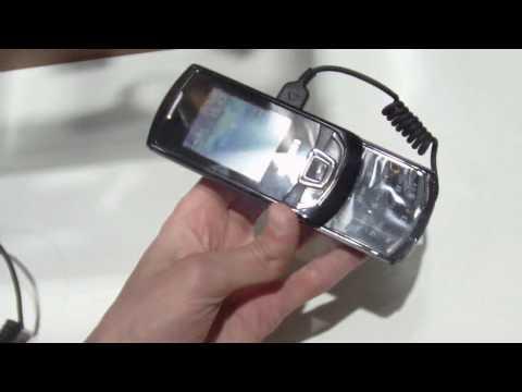 Първи минути със Samsung Monte Slider