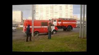 Мощный пожар в Тюмени (2). Подробности на tumix.ru