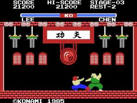 Resultado de imagen de yie ar kung fu msx