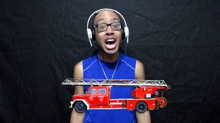 Going Home 🚔🚒🚑 Easy Simple Children's Song about Police, Fire Trucks, and Ambulances