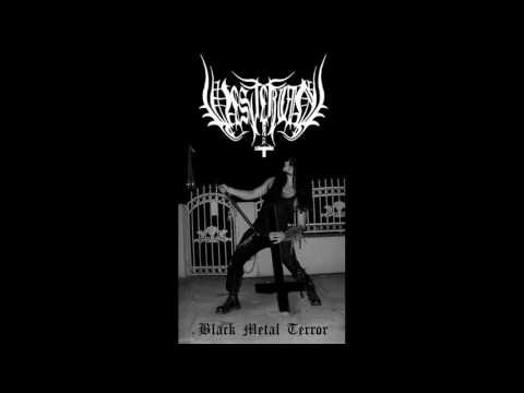 Vesterian - Black Metal Terror (Full Demo)