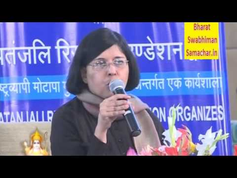 """Know More about """"Campaign For The Management of Obesity Through Yoga"""" from Dr Shirley Telles"""