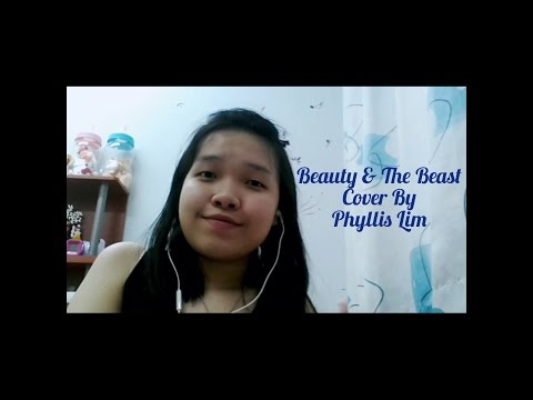"Beauty and The Beast - Disney ""Beauty and The Beast"" // Cover by Phyllis Lim"