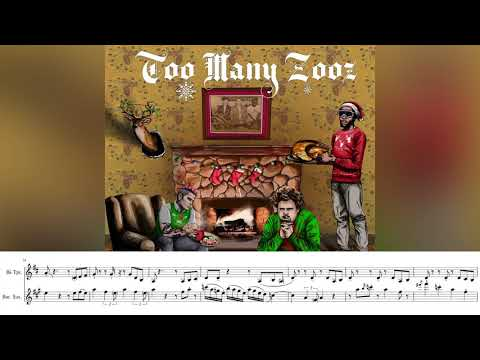 Transcription - Too Many Zooz: Auld Lang Syne