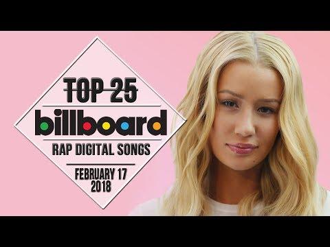 Top 25 • Billboard Rap Songs • February 17, 2018 | Download-Charts