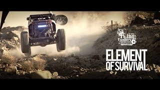 """2014 King Of The Hammers Movie Trailer: """"element Of Survival"""""""