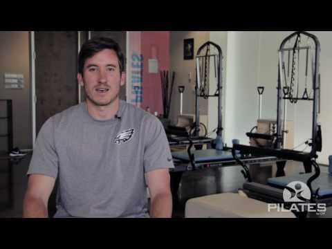Caleb Sturgis on his GHF Pilates Experience
