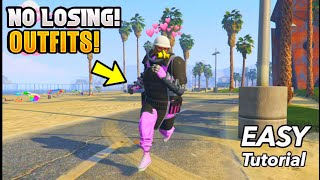 GTA 5 *EASY* ANY JUGGERNAUT OUTFIT - NO TRANSFER NEEDED! - FEMALE MODDED OUTFIT TUTORIAL
