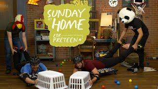 Sunday at Home for Preteens | January 10, 2021