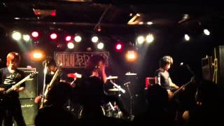 ephedra   「tornado!!」  【LIVE映像 2012.11.11@岐阜BRAVO】