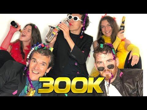 300K Subscriber Celebration SONG!!!