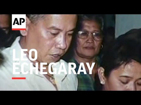 PHILIPPINES: CHILD RAPIST ECHEGARAY...