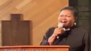 Pastor Valerie Foye at Abundant Life in Christ Ministries  (Part 1)