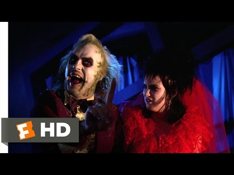 Beetlejuice (9/9) Movie CLIP - Til Death...