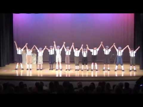 Dance Classics - Recital Show 1, May 30th 2015