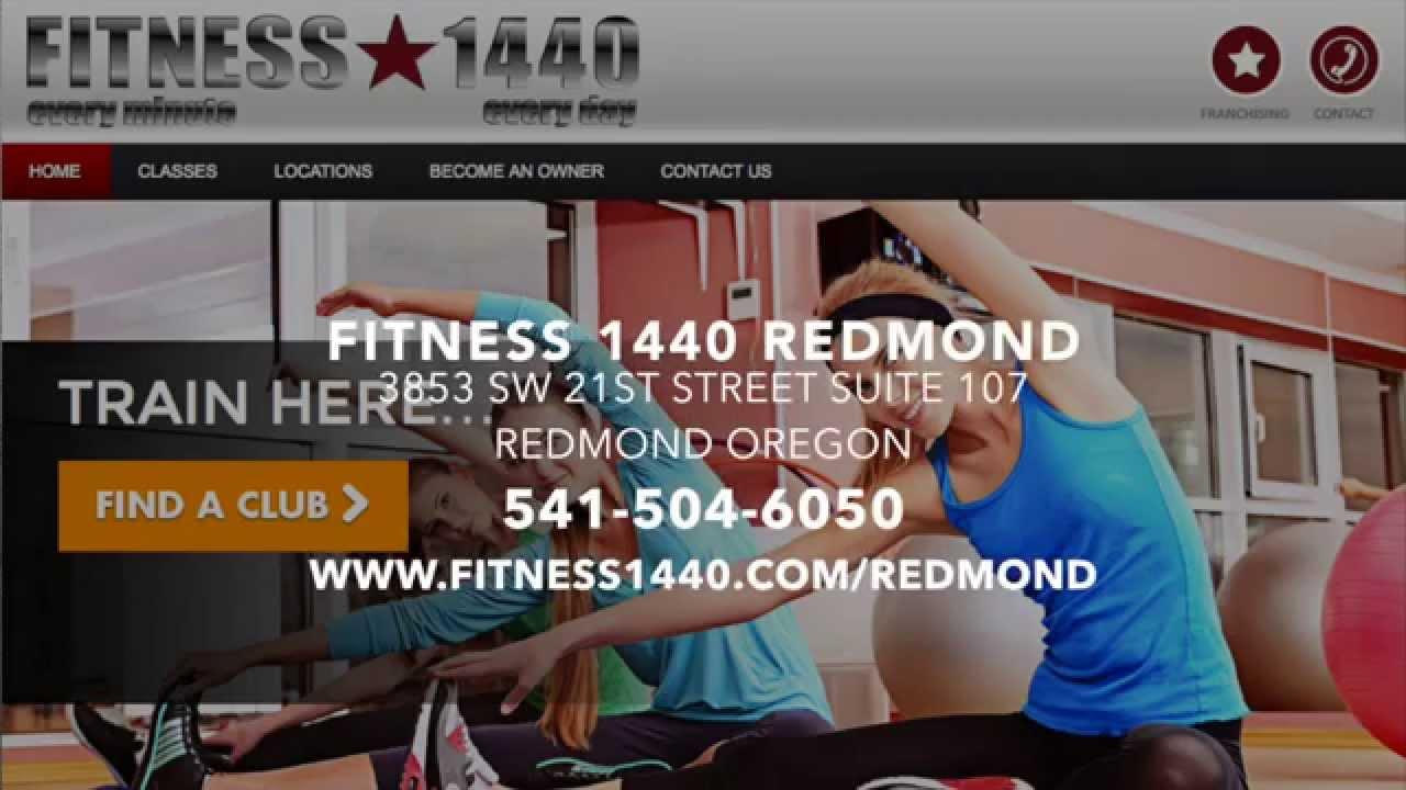 Fitness redmond oregon 1440