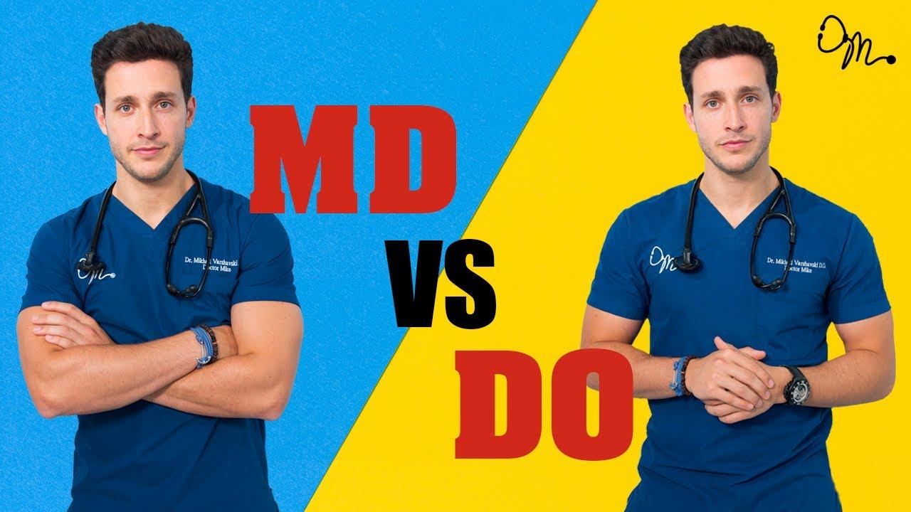 Md Vs Do What S The Difference Which Is Better Youtube