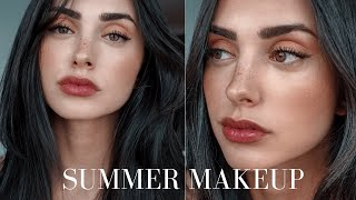 Summer Makeup  | Joanna Marie