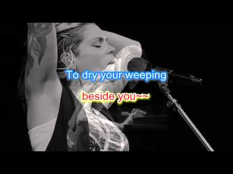 Karaoke - Beth Hart & Joe Bonamassa-I'll take care of you