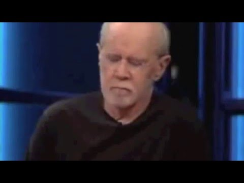 George Carlin -  White Fascist America