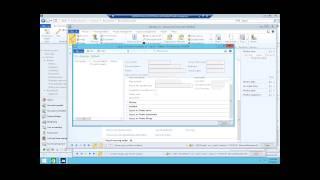 L'embauche à la Retraite de L'Employé du Cycle de vie dans Microsoft Dynamics AX 2012