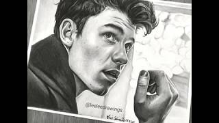Drawing Shawn Mendes