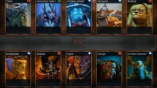 Dendi Pudge and Funn1k Techies — NaVi vs Wings Dota 2(Subscribe our channel: http://www.youtube.com/c/dotatvru?sub_confirmation=1 Wildcards Dota 2 Asia Championship 2015 DAC 2015 Match id: 1194147413 ..., 2015-01-28T16:58:36.000Z)
