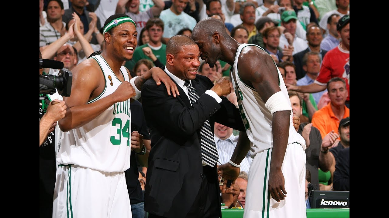 89b4c86a47a1 Boston Celtics Comes Back in Game 4 of the 2008 NBA Finals - YouTube
