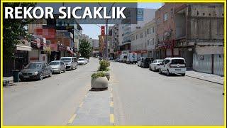 Cizre'de Sokaklar Boş Kaldı