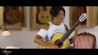Cinzia Milani plays Study 6 Op. 6 by Fernando Sor on a Antonio Marin Montero 2017