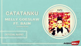 Download Melly Goeslaw Feat Baim - Catatanku   Official Audio Video
