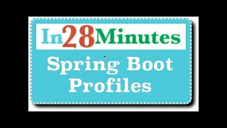 Spring Boot Profiles & Configuration Management - Application Properties