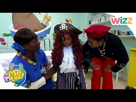Me Too! - Pirate Hospital | Full Episodes | Wizz | TV Shows for Kids