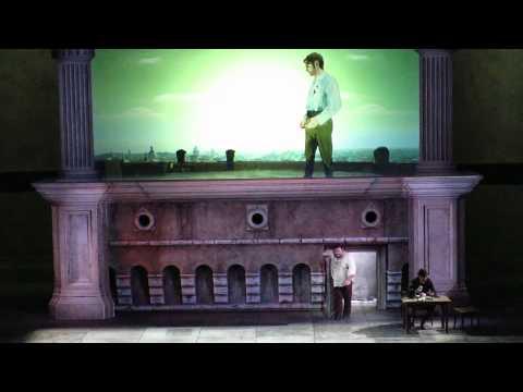 Tosca an der Staatsoper Berlin 2014