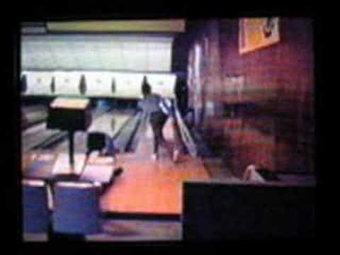 1987 -- Bowling at Eagle Rock Lanes, NJ