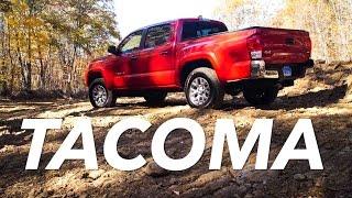 2016 Toyota Tacoma Quick Drive | Consumer Reports
