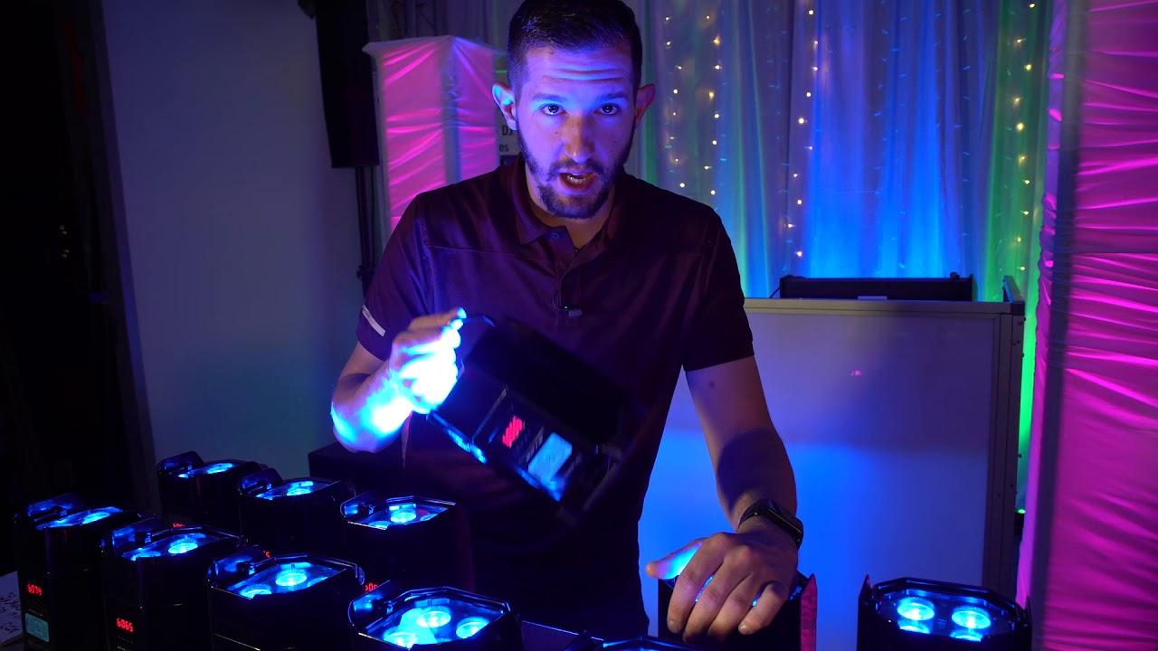 The Uplighting Solution: American DJ Element Hex Review