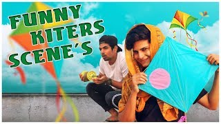 Funny Kiters Scene's | Comedy Video | Azhar N Ali