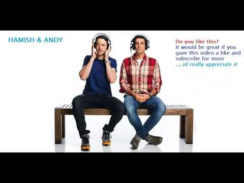Vintage Hamish & Andy - Mean vs Funny April Fools Jokes