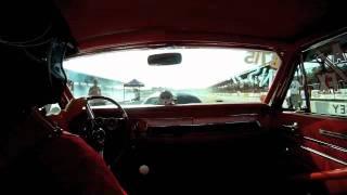 A/FX Comet 4 speed in car video