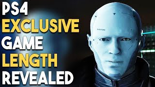 PS4 EXCLUSIVE Length REVEALED and AWESOME PSN Store Sale!